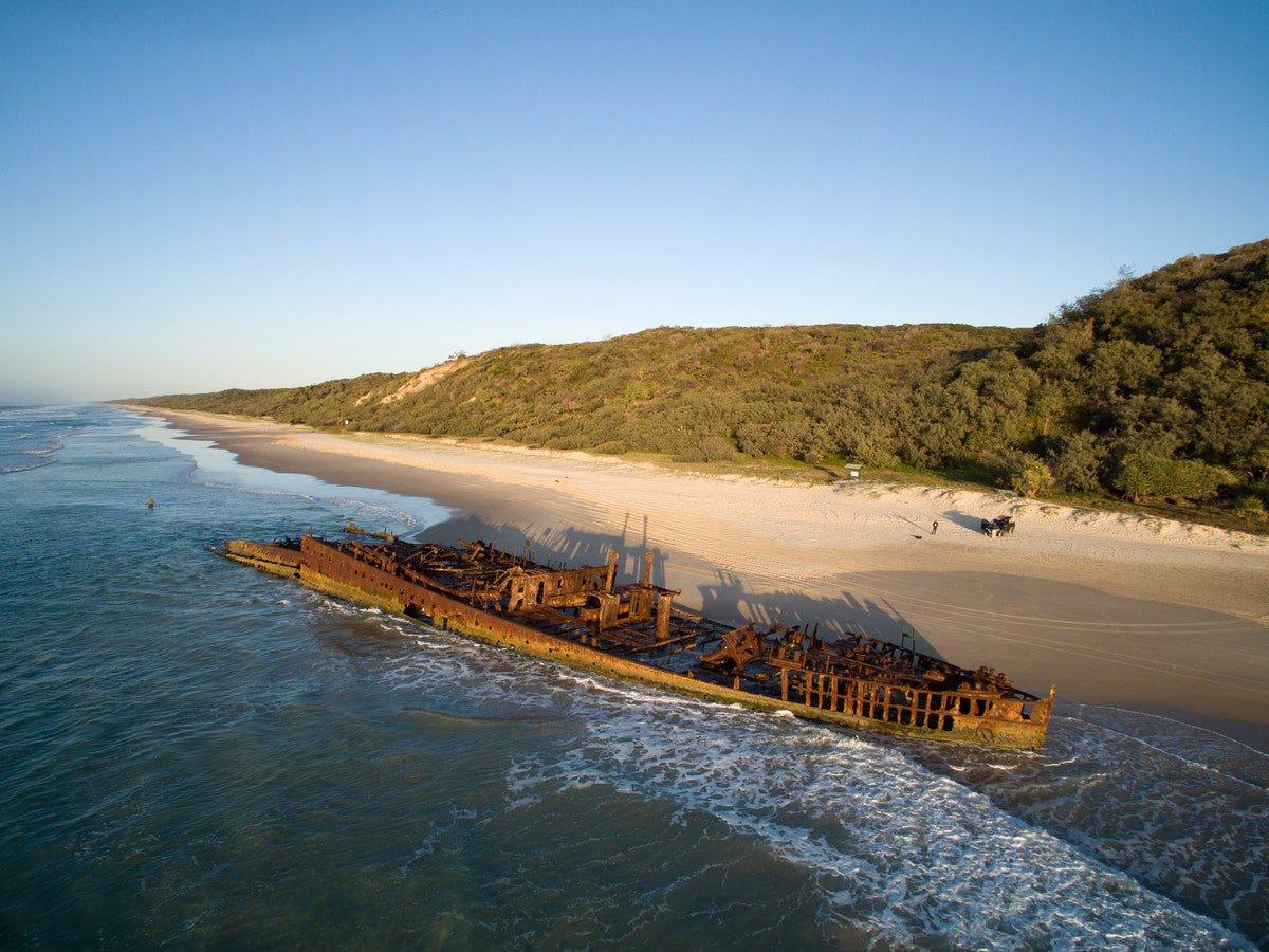 Fraser Island, Fraser Island Day Tours