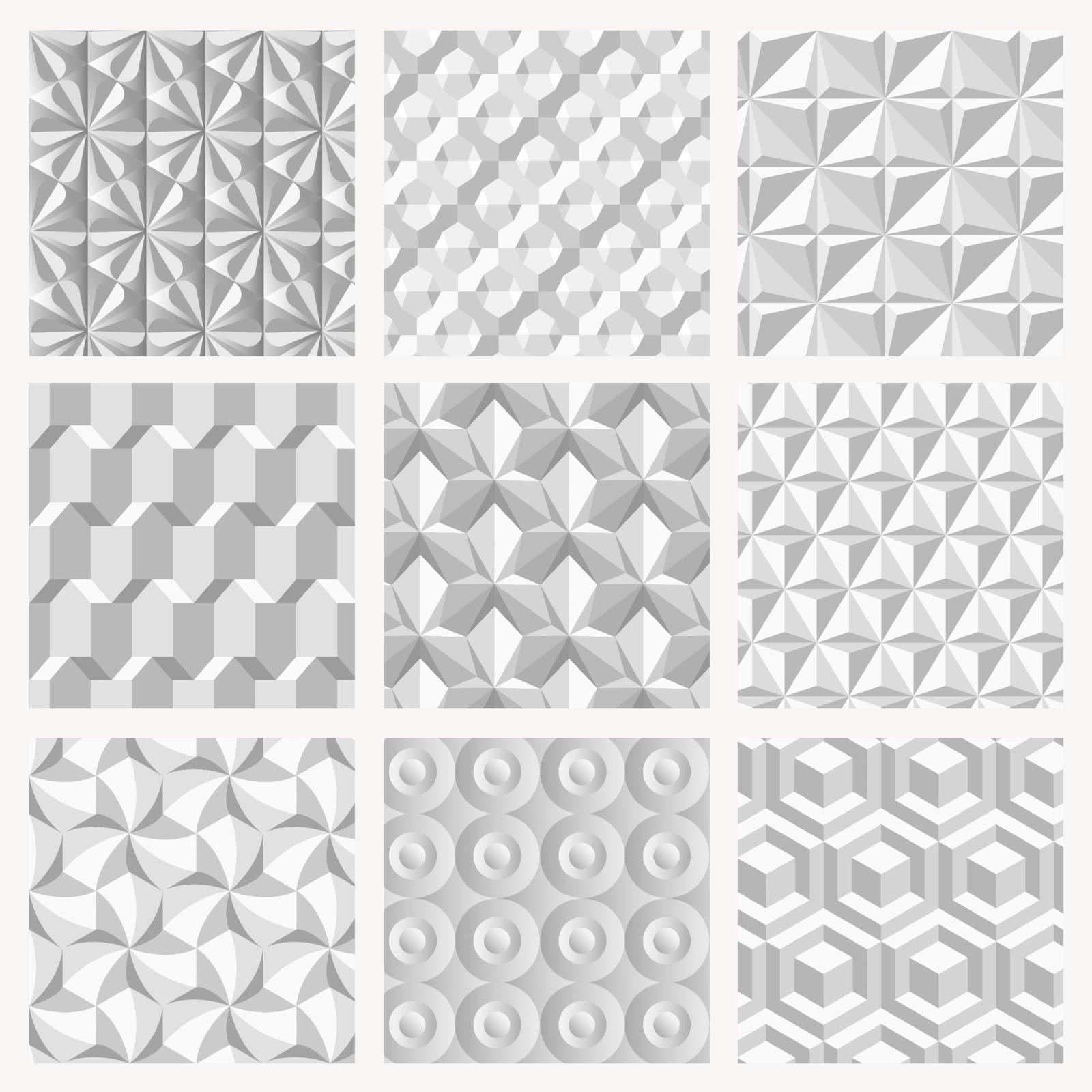 3D designigng tiles