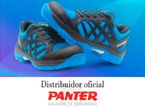 Distribuidor oficial de Calzados Panter