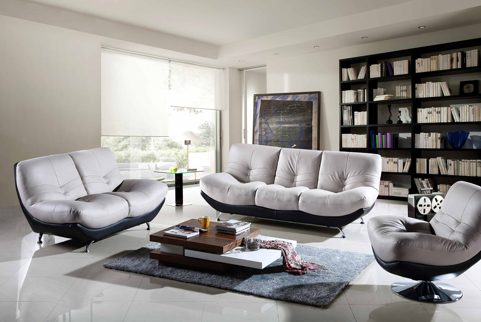 How to decorate your home using modern furniture