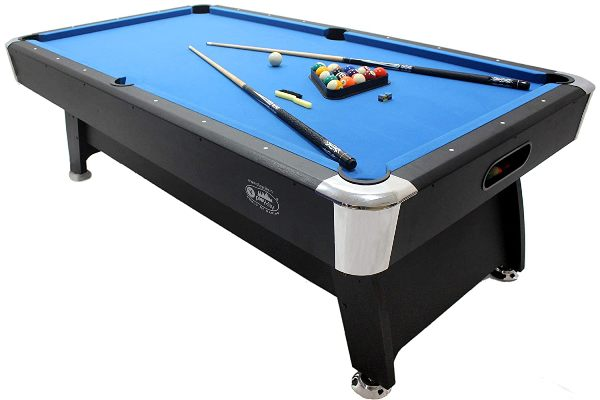 Play In The City Blue Best Pool Tables In India