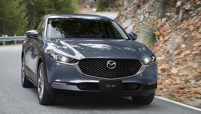 Mazda CX-30 2020 กับการออกเเบบใหม่ที่น่าสัมผัส