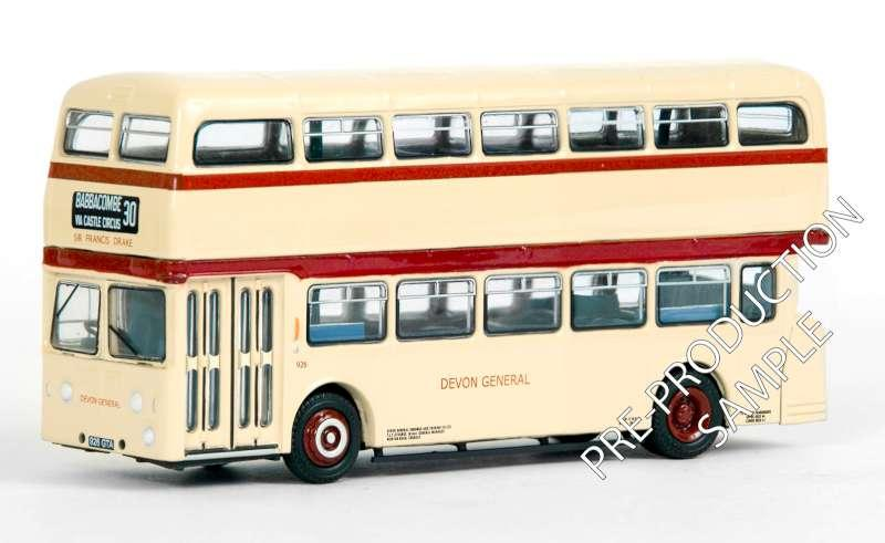 EFE 1/76 Leyland MCW Atlantean Devon General Bus Model 16538