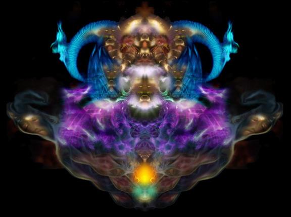 DR  JOHN DEE *3* MAJESTIC SERAPHIM SISTERHOOD OF 3 FOLD ABC  WEALTH, POWER,  LOVE