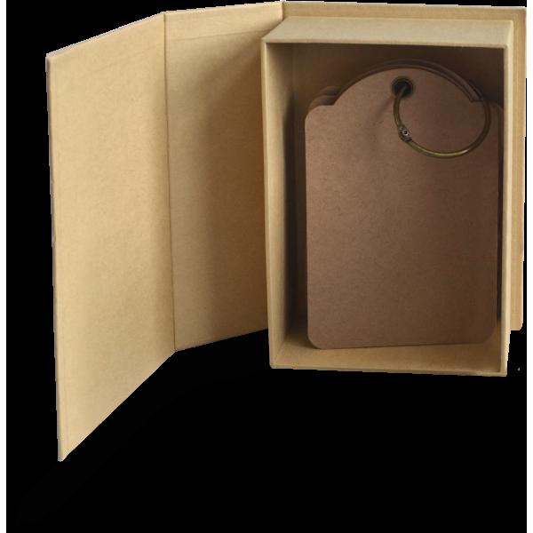 Book Box-Kraft