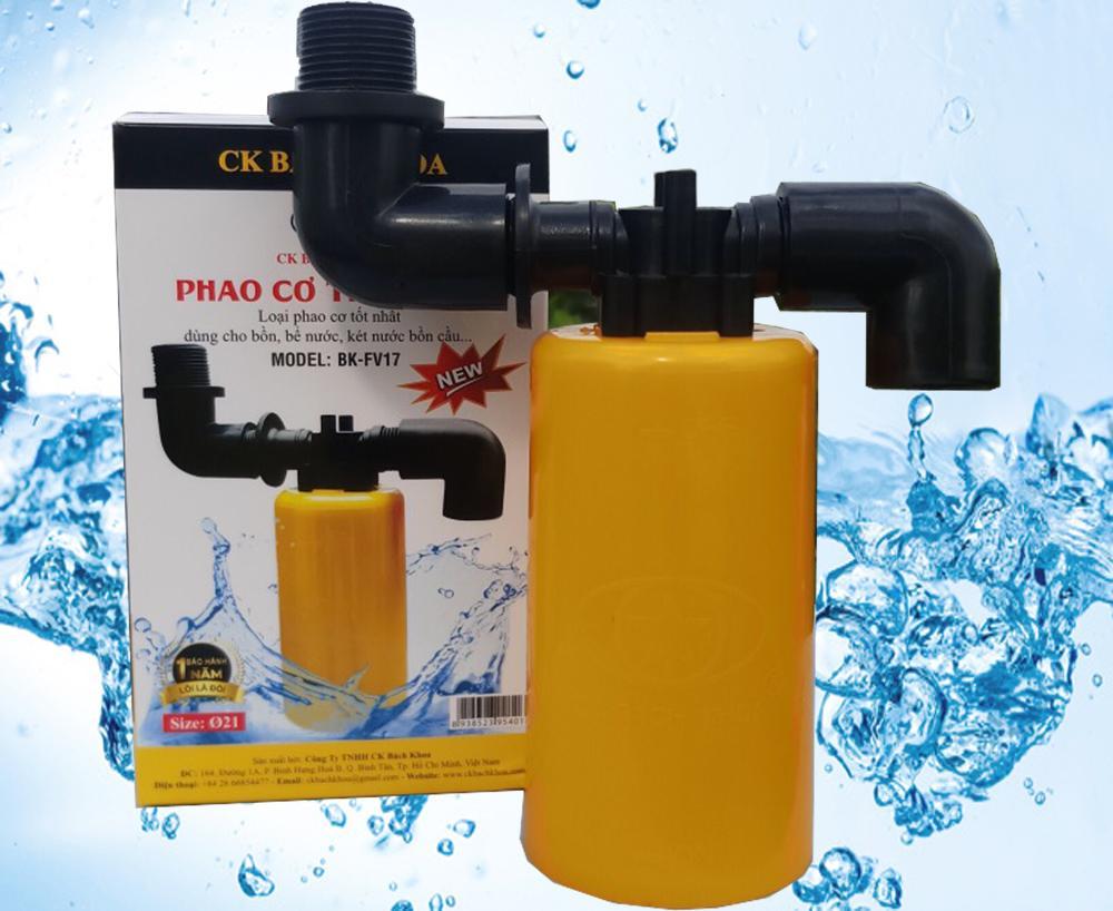 Cung cấp nước nhanh gấp 2 lần những chiếc phao cơ truyền thống