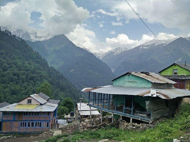 Tosh Village - Places to Explore in Kasol