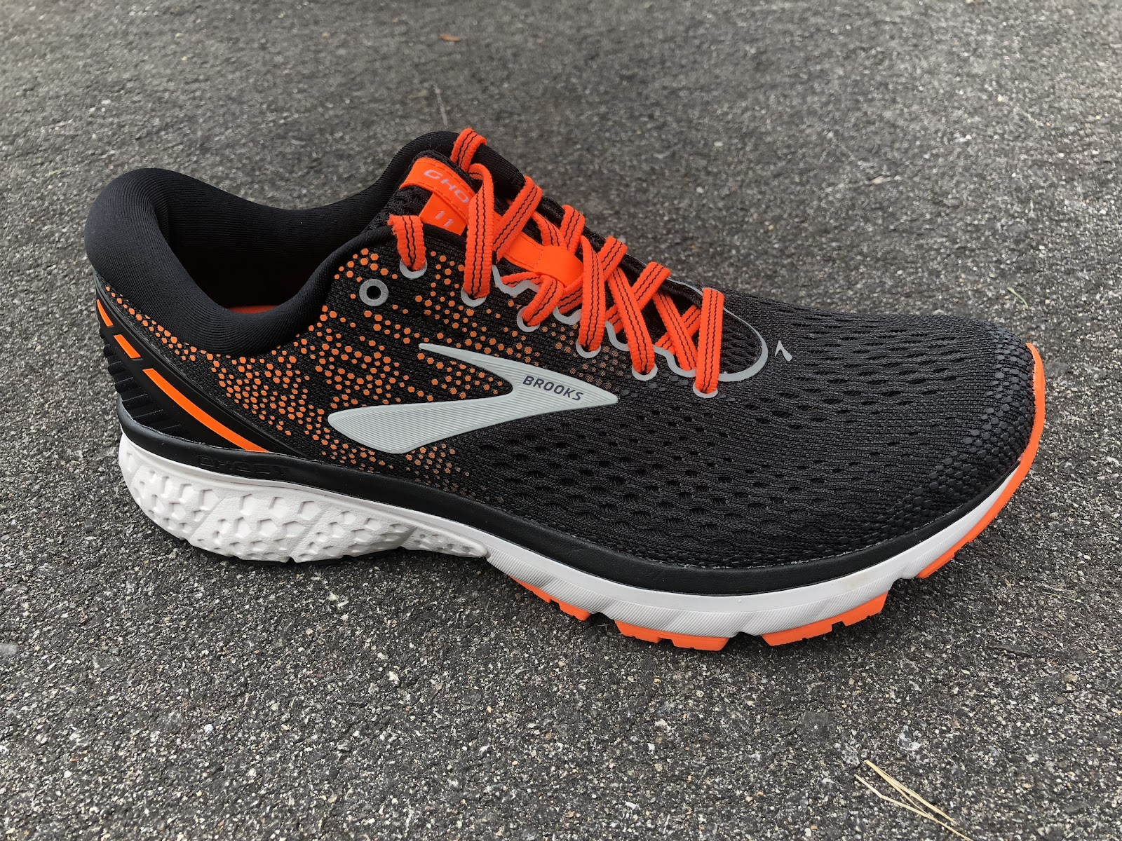 Road Trail Run: Brooks Running Ghost 11 Review: Top to