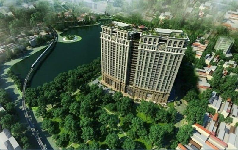 Grand central quận 3 Hồ Chí Minh – Nét đẹp từ vị trí đắc địa