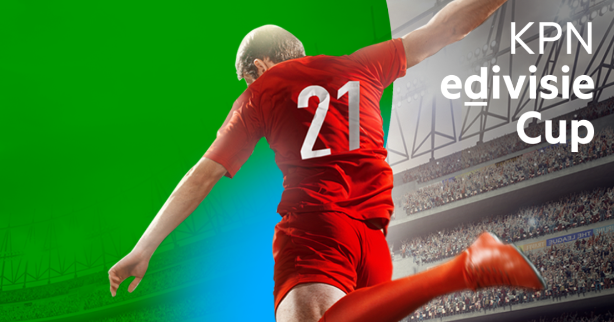 """2021 edition of the Dutch eDivisie will be titled """"KPN eDivisie Cup"""""""