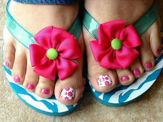 Pedicure For Kids : Jamberry Nails--Fun, Easy, Affordable! Macaroni Kid