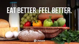 Eat Better. Feel Better.