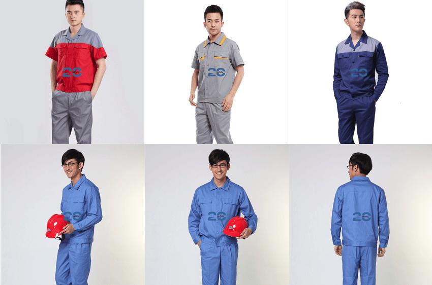 Lợi ích của đồng phục bảo hộ lao động cao cấp