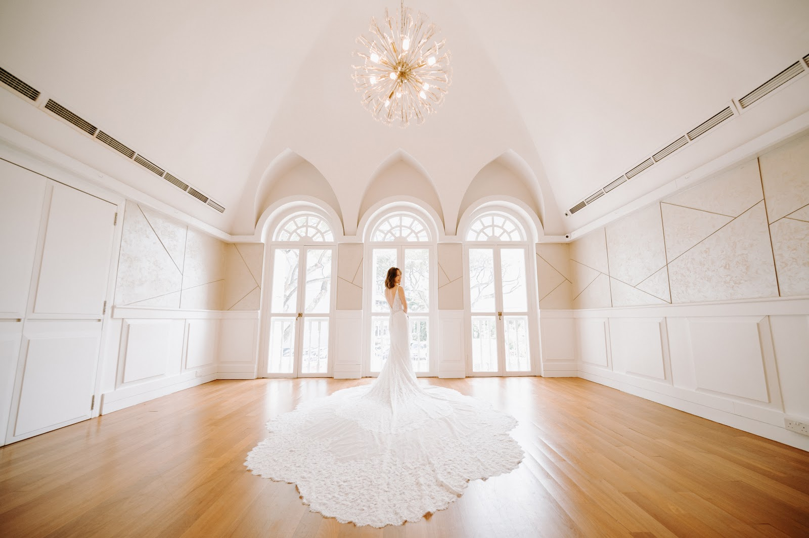 The Secret Patio - Pre-wedding shoot