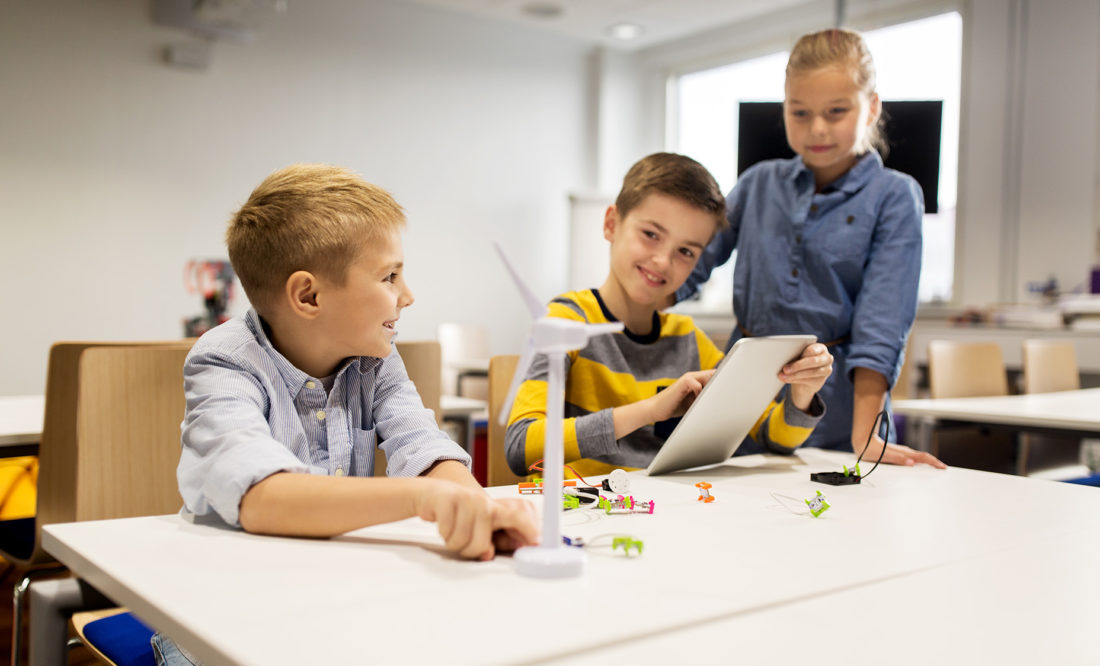 How to Introduce Robotics to K-12 Children?