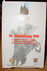 St. Petersburg 300:  A Biography of the City As Viewed from the Vantage Point of the 300th Anniversary of its Founding, Jackson, George D. (editor) ; Ugrinsky, Alexej (editor)