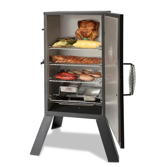 An Electric Smoker