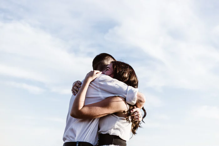 Should you hug someone having a panic attack?