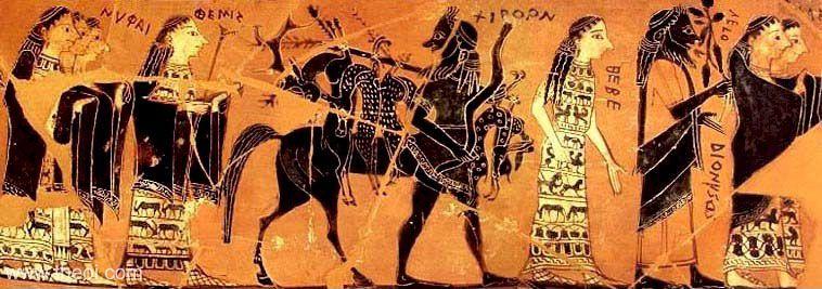 500 B.C. Chiron at Wedding of Thetis.jpg