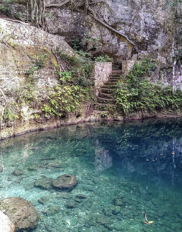 Cenote Xla´kaj, Xocen