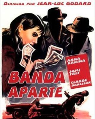 Banda aparte (1964, Jean-Luc Godard)