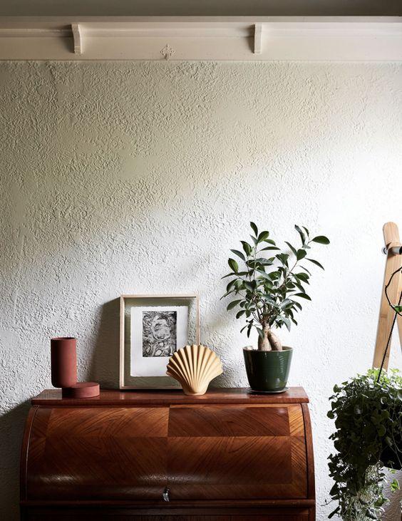 Sơn hiệu ứng Waldo-Sơn hiệu ứng- Sơn hiệu ứng Stucco vân san hô được sử dụng cho nội thất nhà ở
