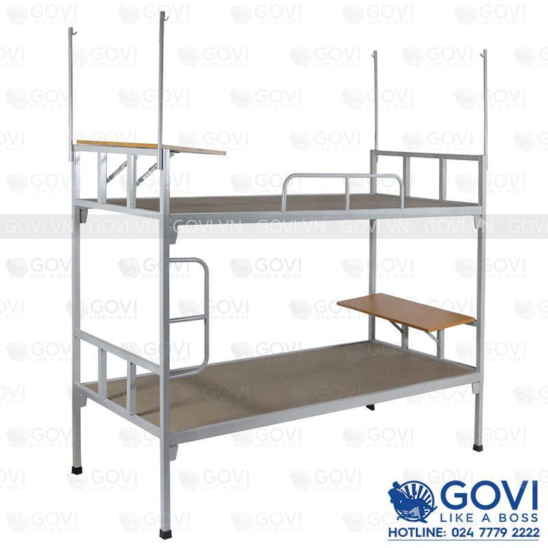 ết quả hình ảnh cho giường tầng sắt Govi