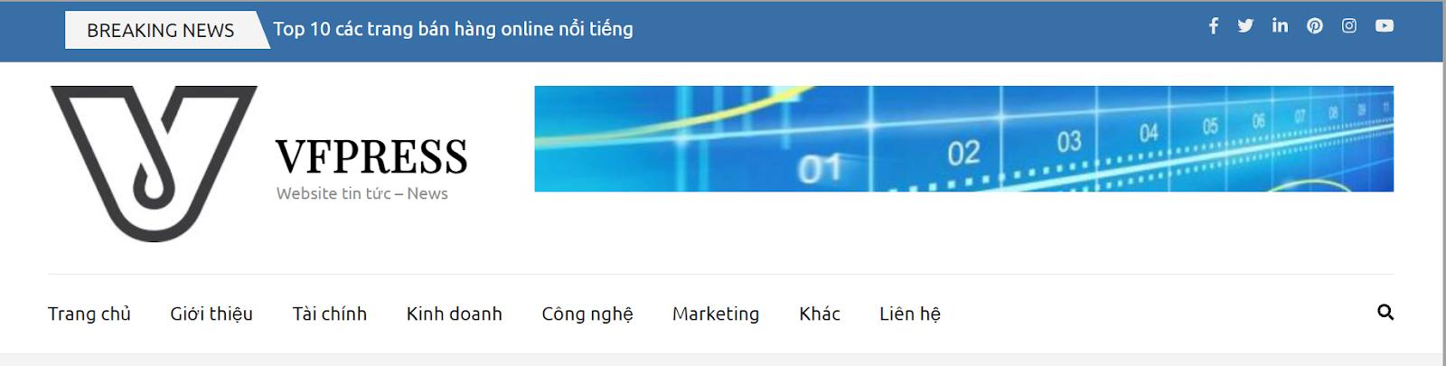 Diễn đàn chứng khoán VFpress.vn