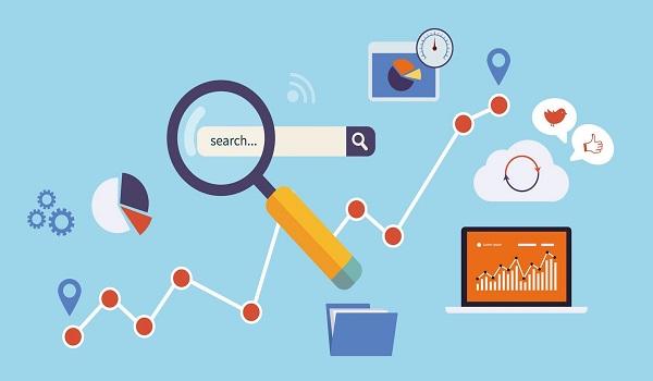 Google Analytics nó có thể theo dõi các tìm kiếm trang Web nội bộ