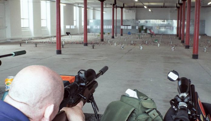 25-Yard Rimfire Range