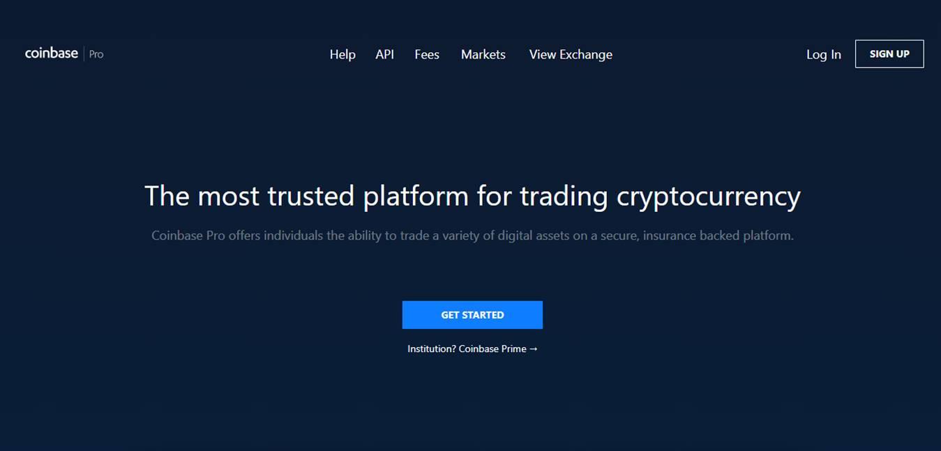 coinbase pro opinion