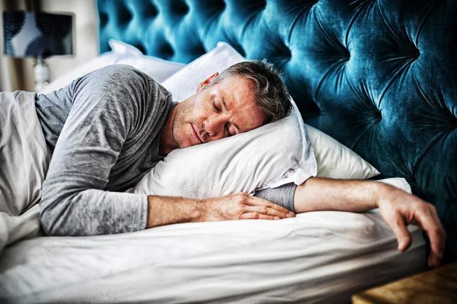 Sleep the necessary hours