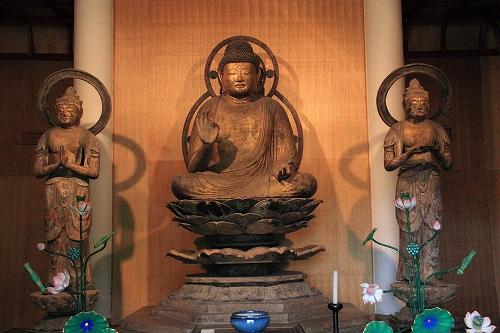 s-願成寺 仏