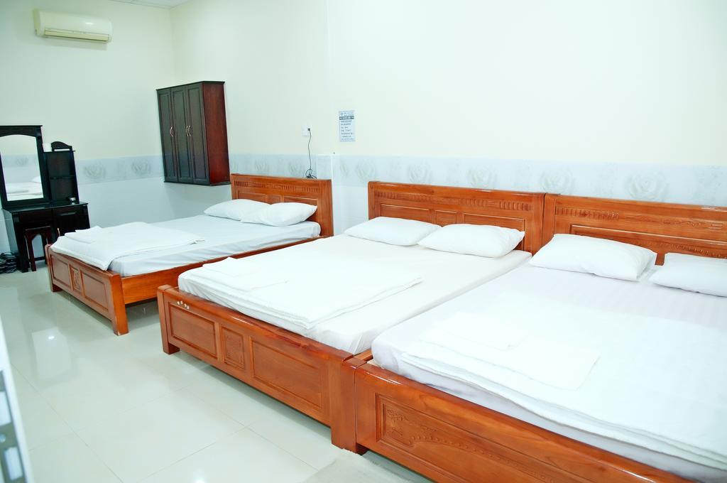 Thoại Châu 3 guesthouse homestay Châu Đốc An Giang
