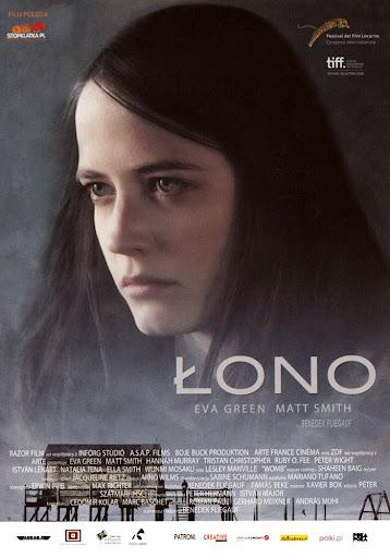 Przód ulotki filmu 'Łono'