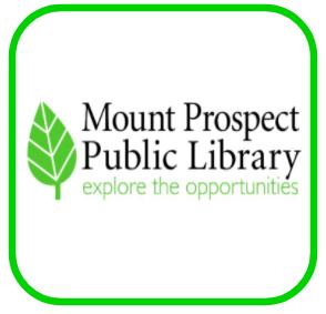 Mount Prospect Public Library logo