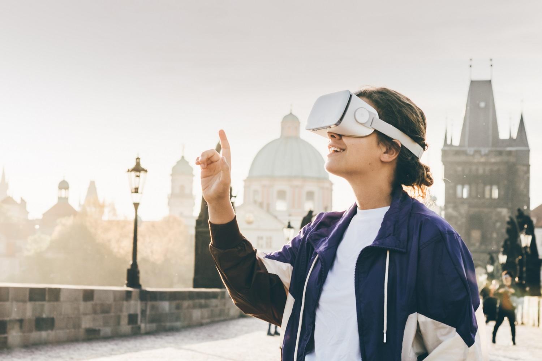 Haciendo turismo con la realidad aumentada