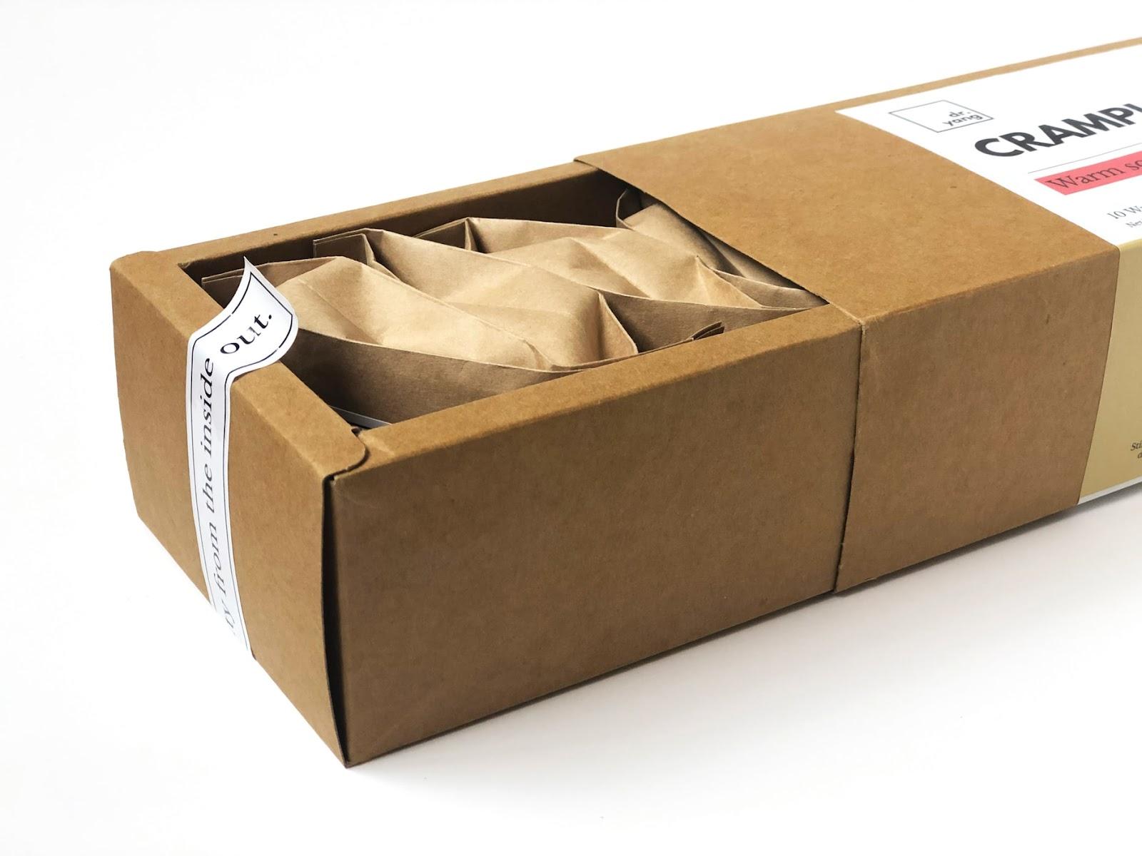 Order packaging loyalty building - cardboard box packaging