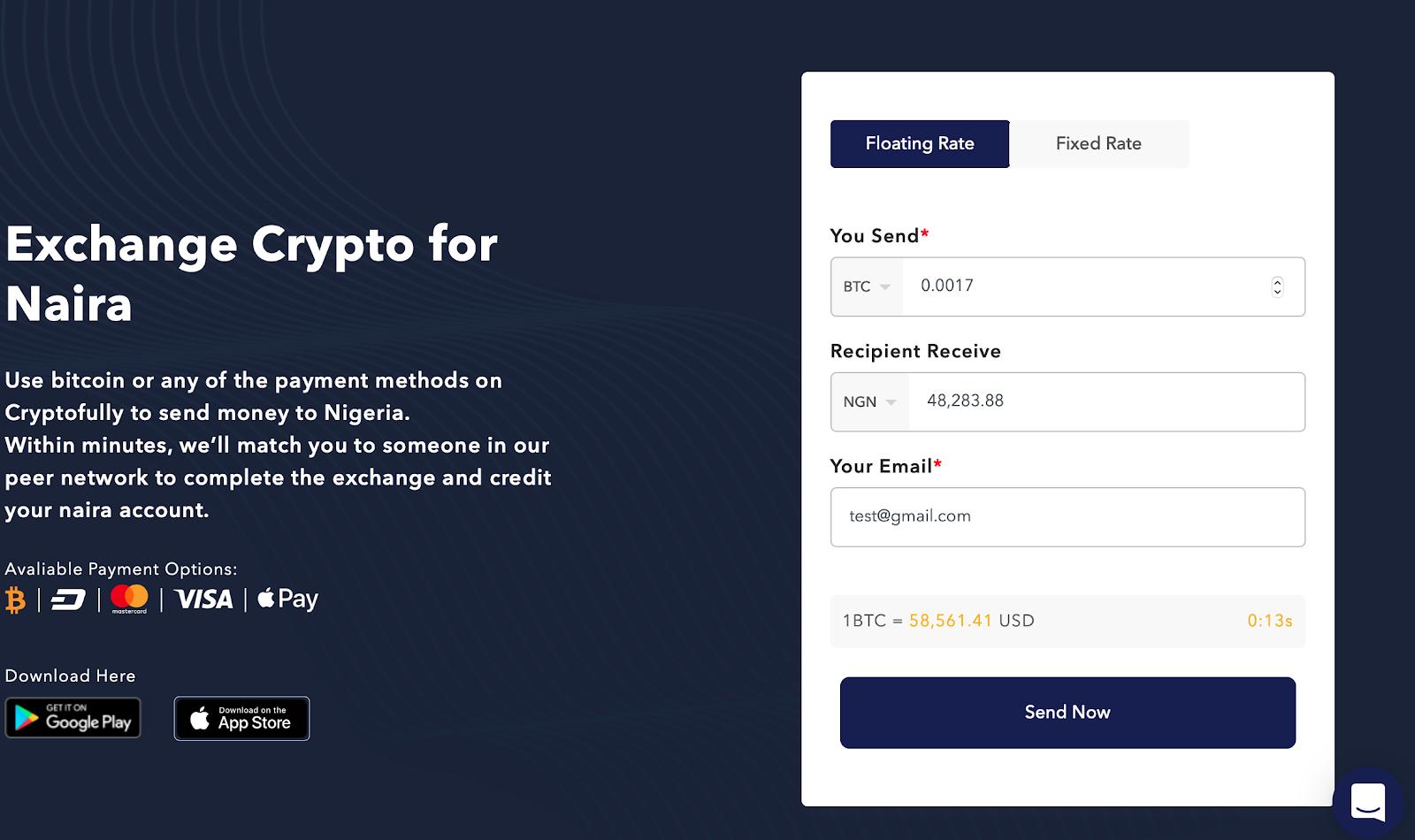 Cryptofully dashboard 2