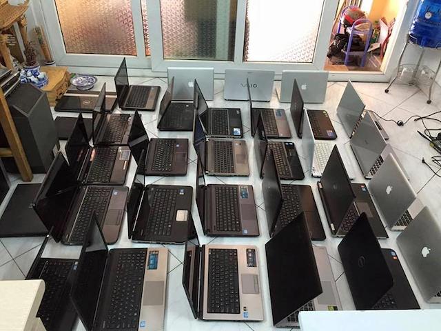 Nơi thu mua laptop cũ giá cao nhất tại TPHCM