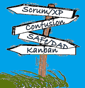 scrum agile методология
