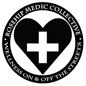 The Rosehip Medic Collective is a group of volunteer Street Medics and health care activists based in Portland, Oregon.  For more info, check out http://www.rosehipmedics.org/who-we-are/.  The best way to contact us is at rosehipmedics@gmail.com