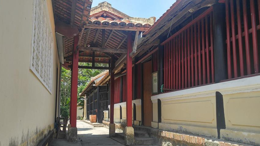 Đình Long Thanh - Nét đẹp trang nghiêm của kiến trúc trăm tuổi - BongTrip.vn