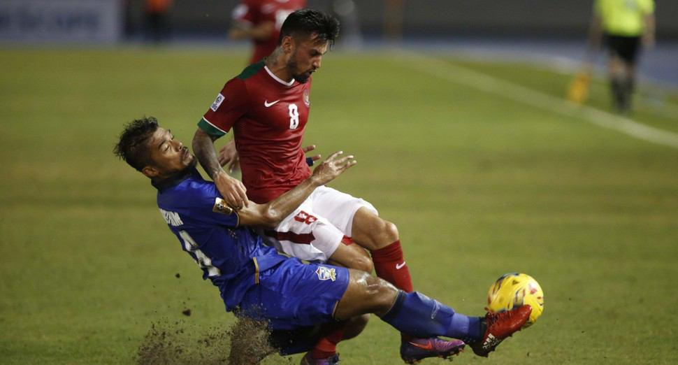 Stefano Lilipaly timnas Indonesia