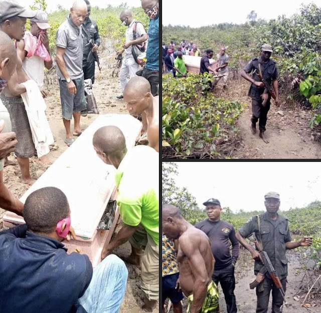 SHOCKING: Police discovers decomposing corpse of Missing Khana CDC Chairman buried in Shallow Grave