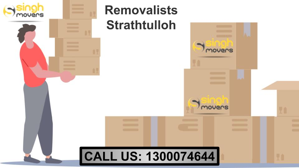 Removalists Strathtulloh