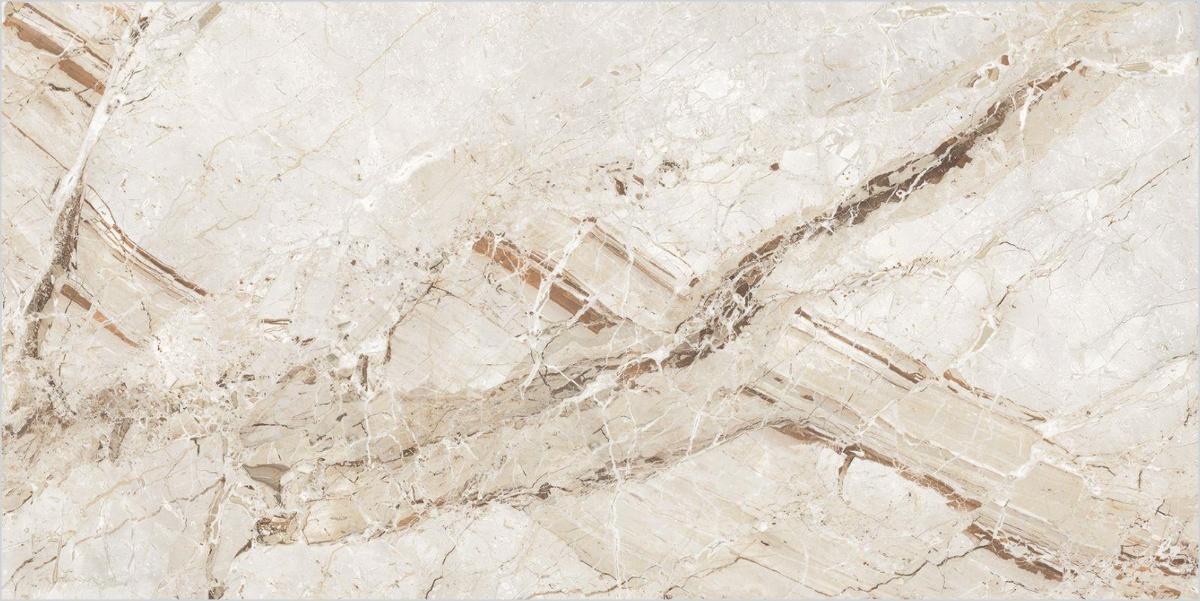 Breccia Bianco Marble Slab