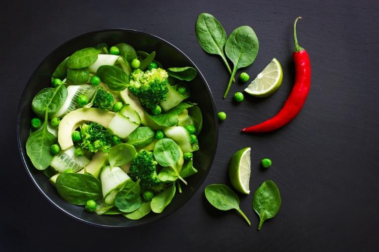 avocado and broccoli for fitness