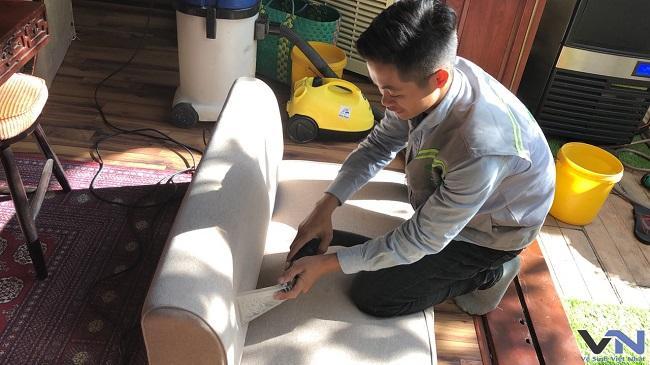 dịch vụ giặt ghế sofa ở đà nẵng