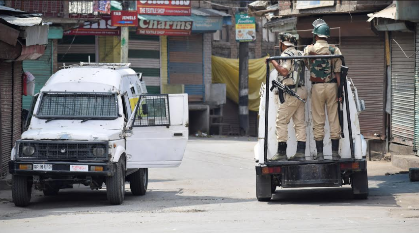 Teenager killed after Army allegedly fires at protestors in Kashmir's Budgam